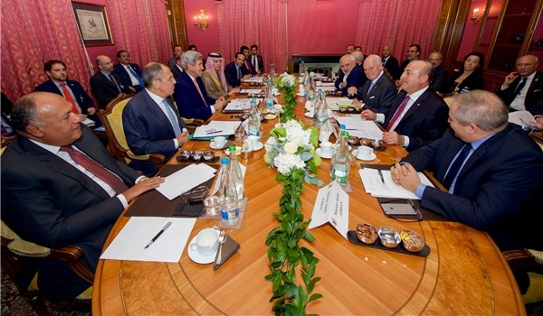 Multilateral talks on Syria  in Lausanne, Switzerland