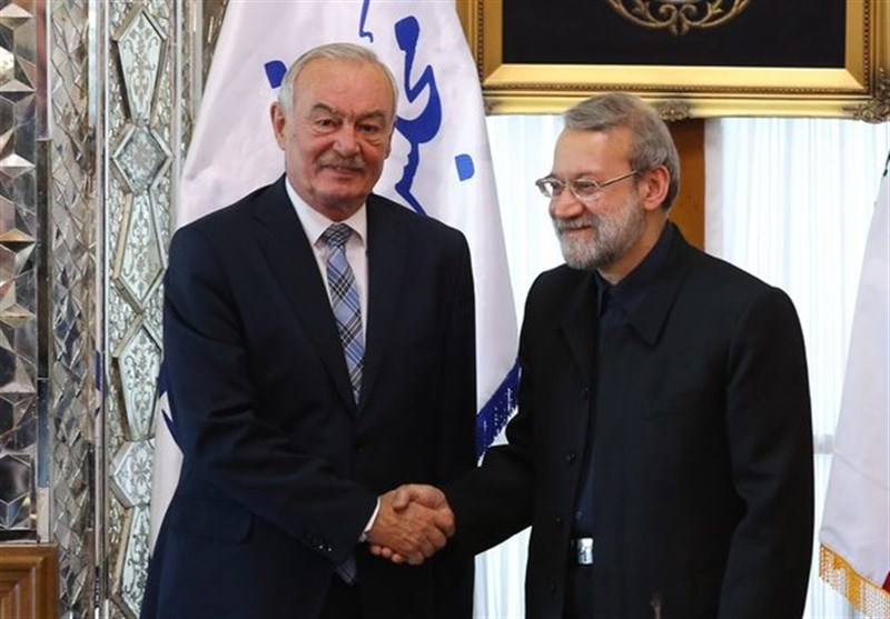 Larijani said in a meeting with First Vice President of the Senate of the Czech Republic Premysl Sobotka in Tehran on Monday.