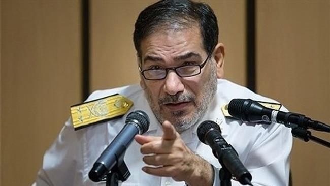 Secretary of Iran's Supreme National Security Council Ali Shamkhani