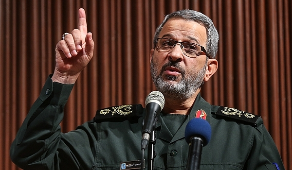 Commander of Iran