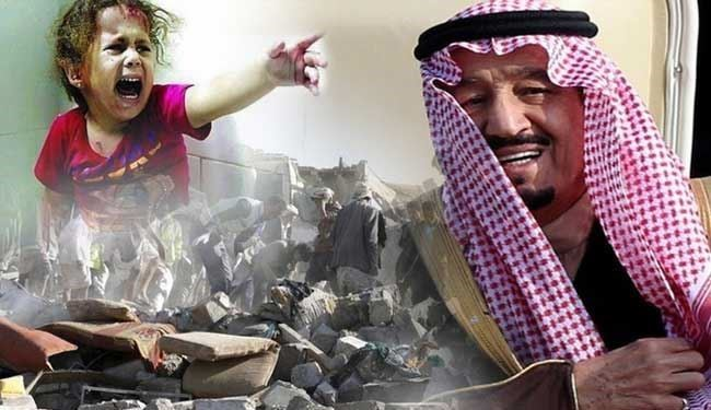 Saudi war crimes in Yemen