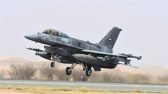 An AFP file photo of a UAE fighter jet