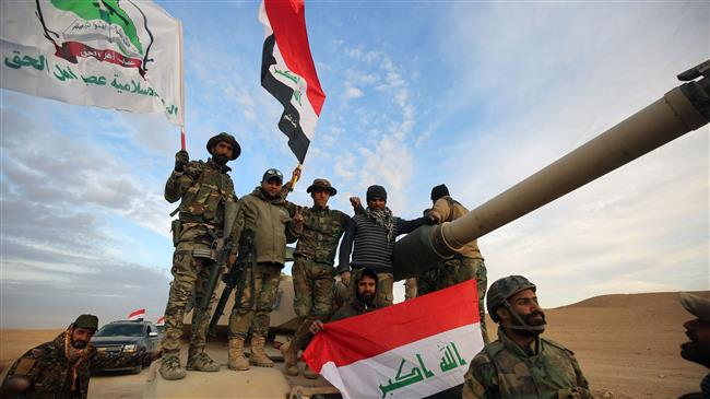 Iraqi fighters of Asa