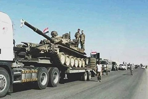 Syrian Army Sends Fresh Military Convoys to Northern Syria for Imminent Operations
