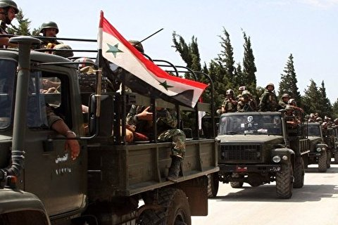 Syrian Army Pounds Tahrir Al-Sham's Military Convoys in Northern Hama, Southern Idlib