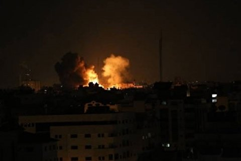 "Israel's Escalation Against Gaza ""Playing with Fire"""