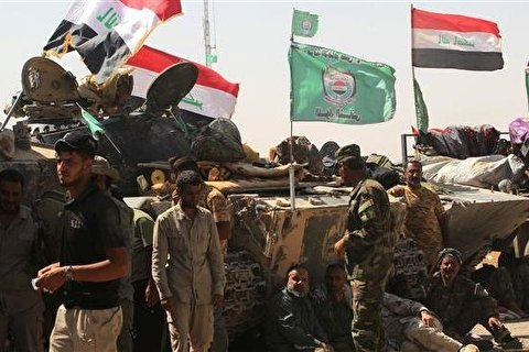 Iraqi Hashd al-Sha'abi forces stop US reconnaissance mission on Iraq's border with Syria