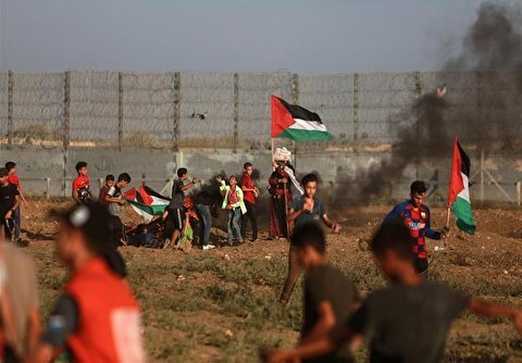 Israeli Forces Attack Palestinian Protesters in Gaza, 22 Children Hurt
