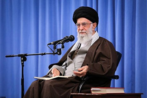 Imam Khamenei's stance on recent events in Iran
