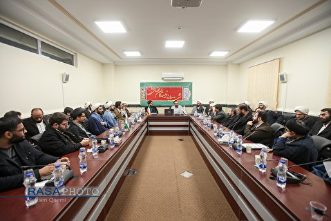 Annual Session for Rasa News Agency columnist was held in the conference room of the agency