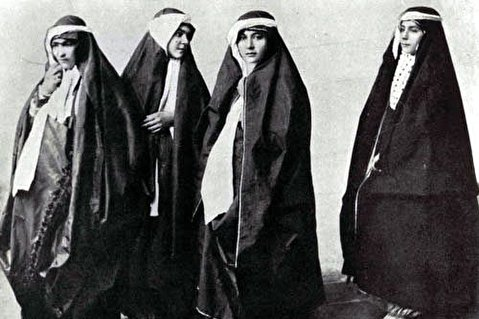 Between 1925 to 1941, Reza Pahlavi, dictator of Iran killed hundreds of Iranian women for their hijab