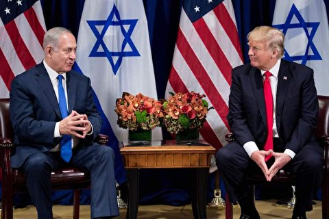 Trump's sole objective is to make Israel great again