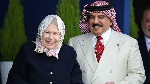 Rights campaigners condemn UK queen for hosting king of Bahrain