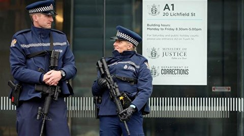 Police in New Zealand's Christchurch charge man with possession of explosives, other weapons