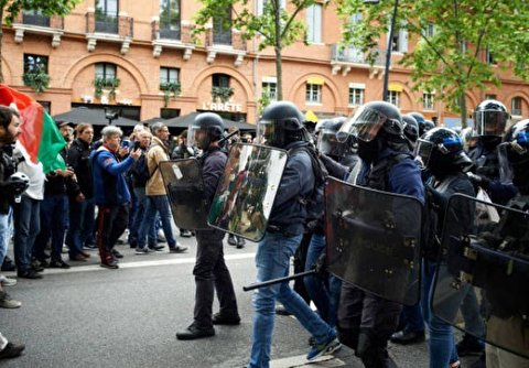 France: Act 31 of Yellow Vests Protest in Toulouse