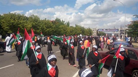 Nigerian police open fire on Quds Day rally, many feared injured, arrested