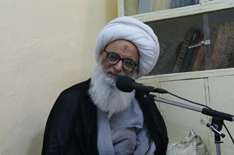 Some Iranian officials responsible for Arbaein pilgrimage affairs visited Ayatollah Najafi