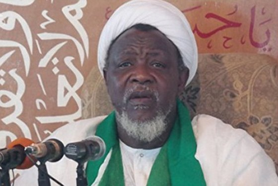 People and scholars in New Delhi rally in support of Nigerian cleric Sheikh Ibrahim Zakzaky