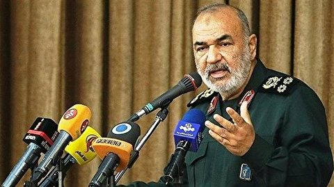 Top Commander Boasts IRGC's Superior Intelligence Dominance over Borders