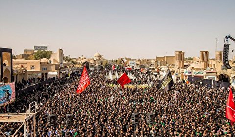 World Shiite Muslims Commemorate Ashoura
