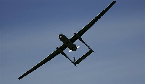Hamas Shoots Down Israeli Drone in Gaza