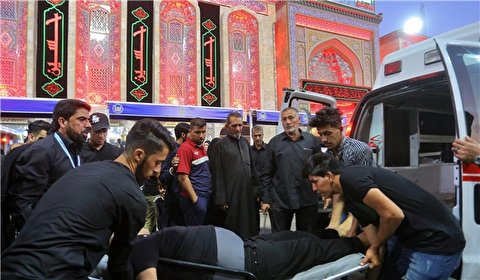 Iran Offers Condolences for Pilgrims' Lives Lost in Karbala