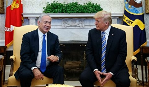 Trump talks of 'Mutual Defense Treaty' with Tel Aviv ahead of Israeli elections