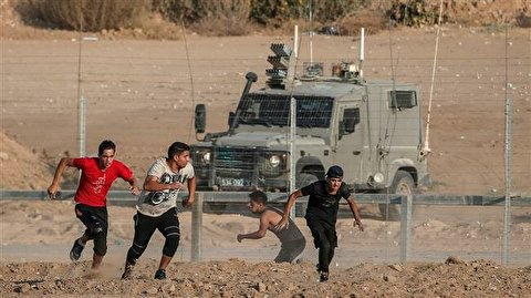 Israeli forces injure over 75 Palestinians in Gaza