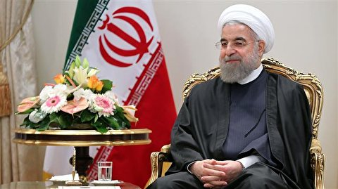 Iran president wishes all nations peace, prosperity in New Year