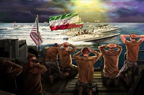 On what areas did Iran heavily defeat the US?