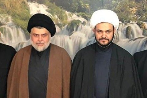 Muqtada Al-Sadr Joins Meeting of Iraqi Popular Forces' Leaders on Expulsion of US Forces