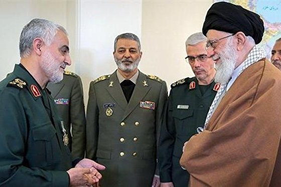 Hajj Qasem (Soleimani) helped the Palestinians to stand up and resist