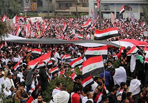 Baghdad march, Lebanon's govt. formation dealt heavy blows to US