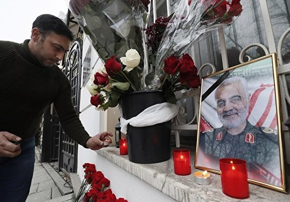 In Many Countries: Memorial Held for General Soleimani's Assassination in US Airstrike