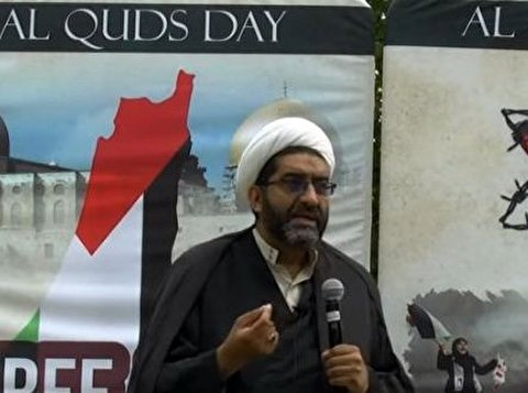 al-Quds Day is a day when we take time from our busy schedules to remember the ‎oppressed