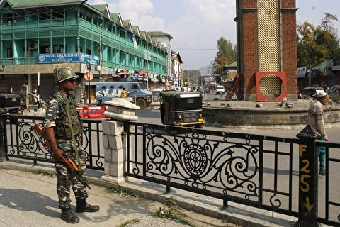 Activist in Indian-Occupied Kashmir:‎ Building yourself through the lockdown in Kashmir