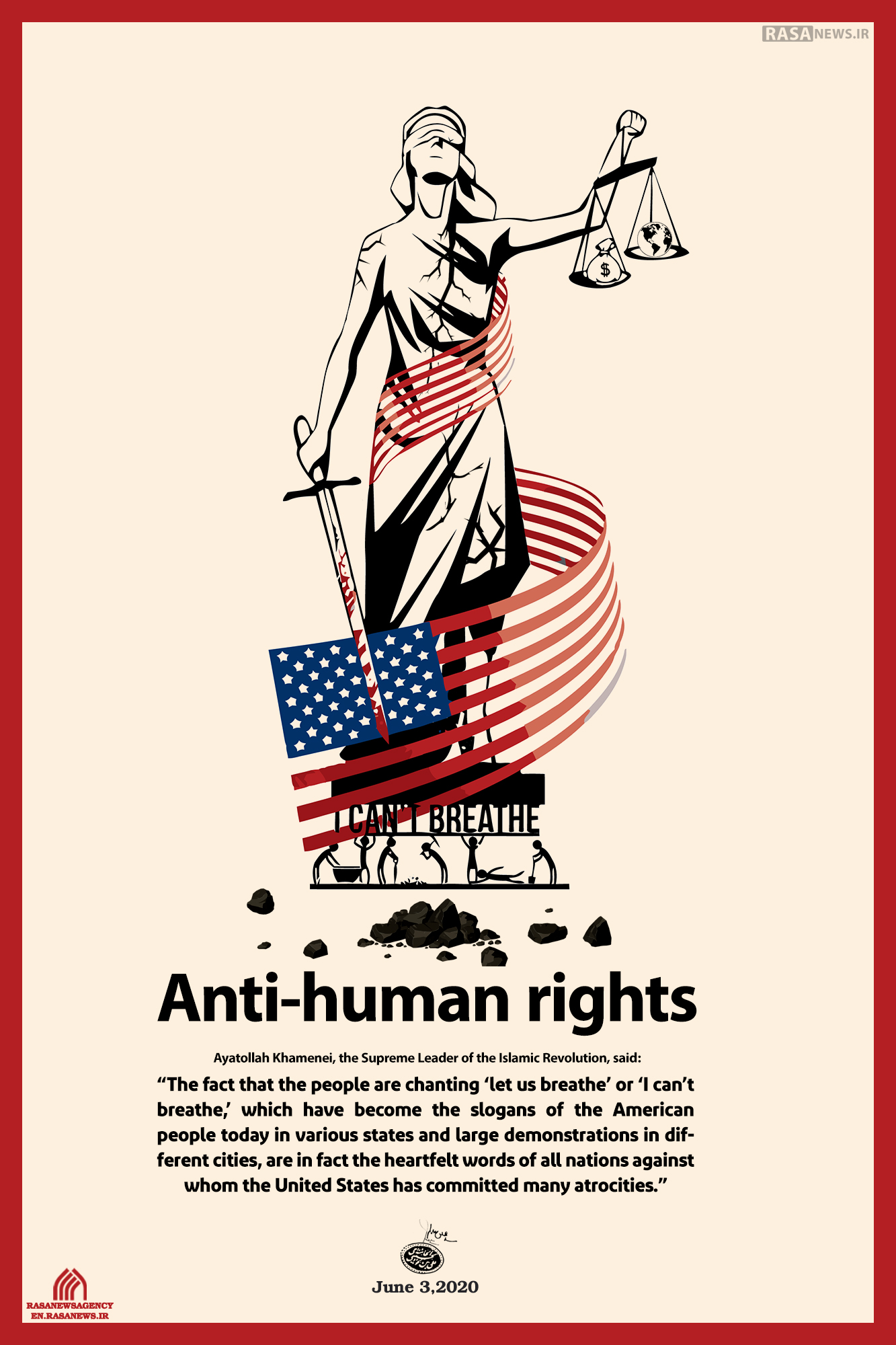 Anti-Human Rights
