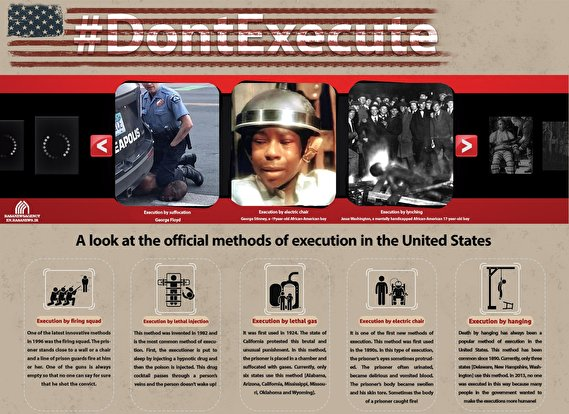 A look at the official methods of execution in the United States