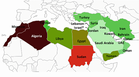 The Islamic Awakening in West Asia and North Africa and the Reactions of the ‎United States